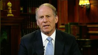 CFR president Richard Haass