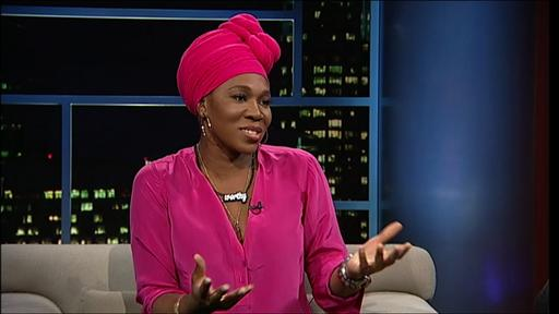 Singer-songwriter India.Arie Video Thumbnail