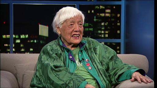 Writer-activist Grace Lee Boggs Video Thumbnail