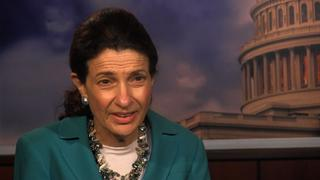 Olympia Snowe Interview