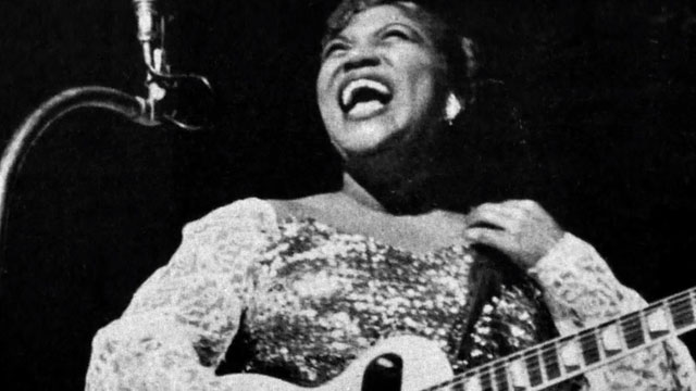 """Sister Rosetta Tharpe: The Godmother of Rock and Roll."""