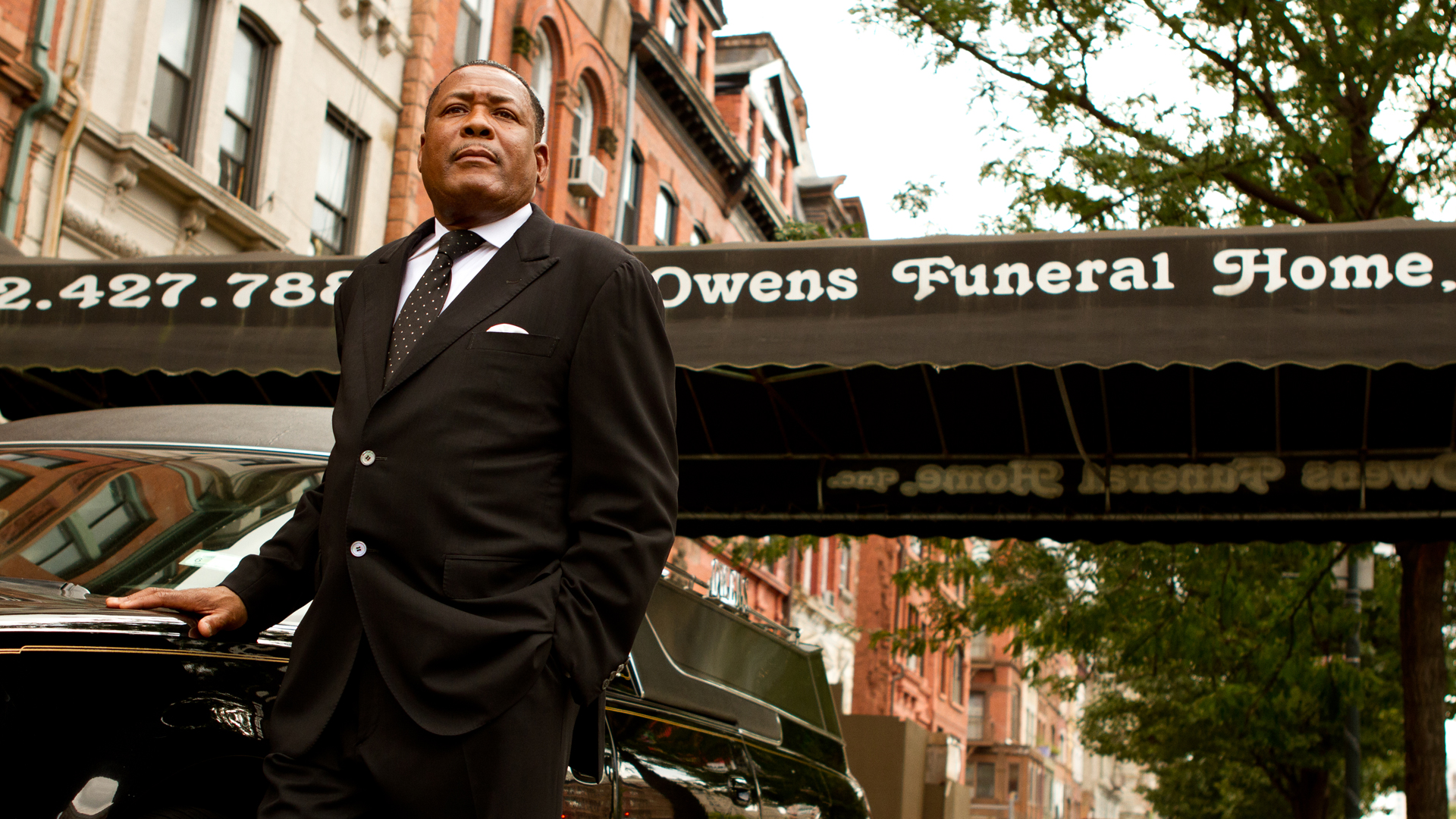 Funerals And Funeral Homes Through The Lens Of Issiah Owens Funeral