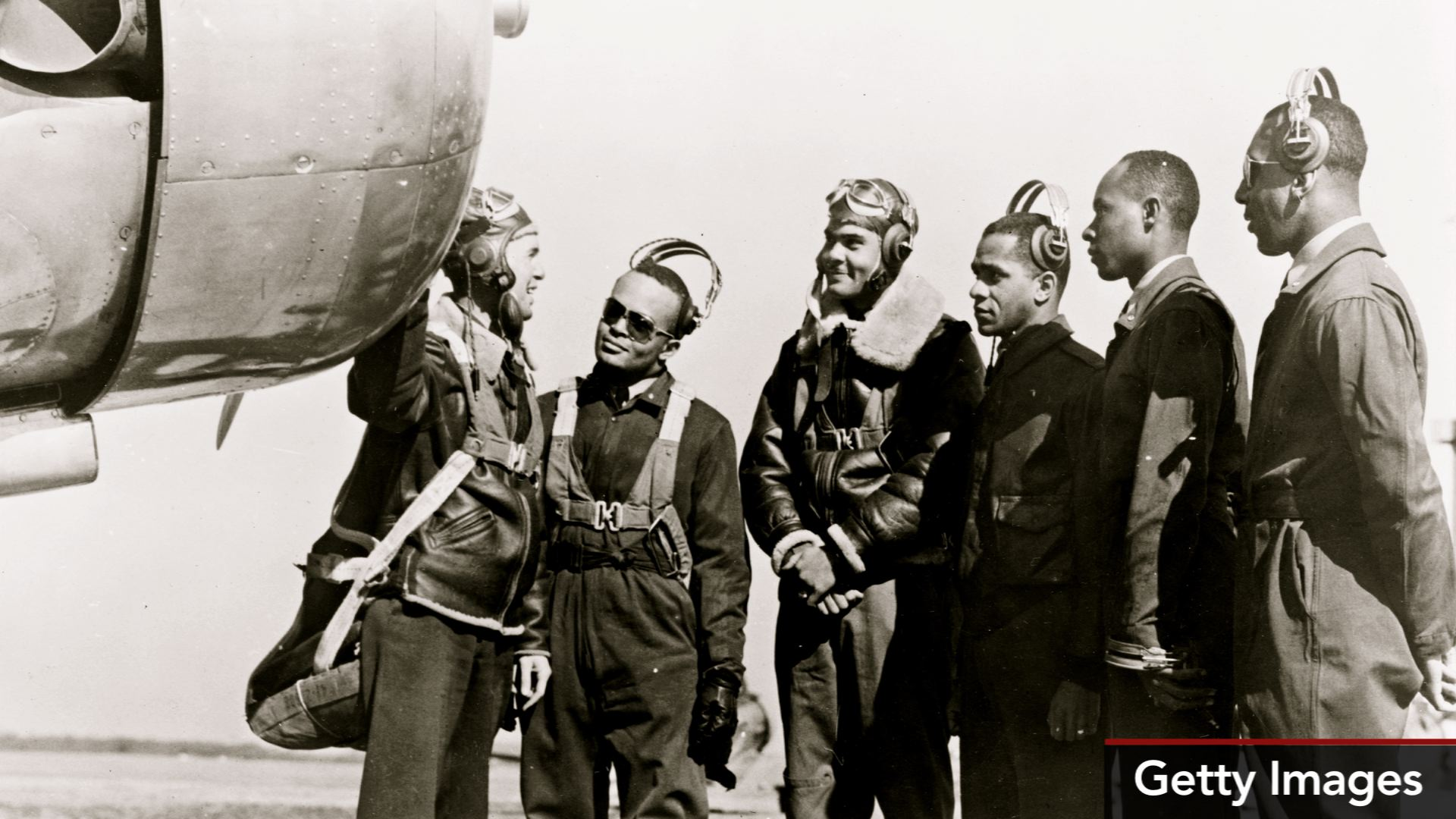 Tuskegee Airmen Continue to Share Bonds of Brotherhood