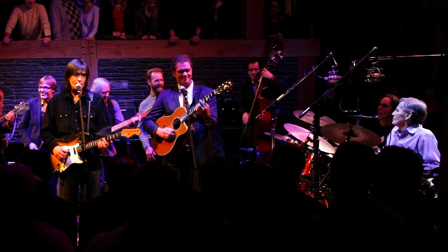 "Quick Hits: Levon Helm Performs ""Ophelia"""
