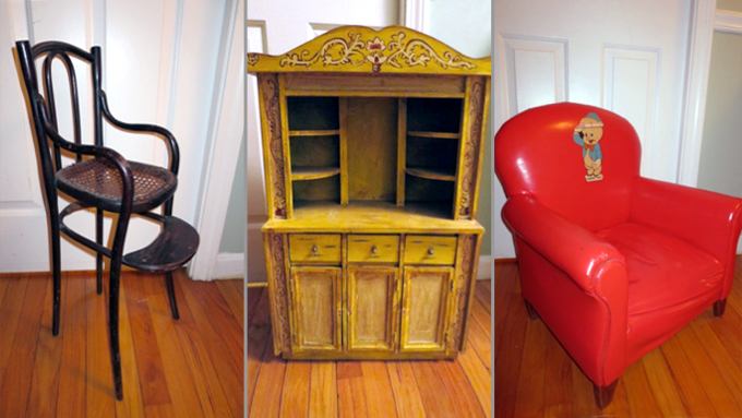 Collecting Miniature Furniture