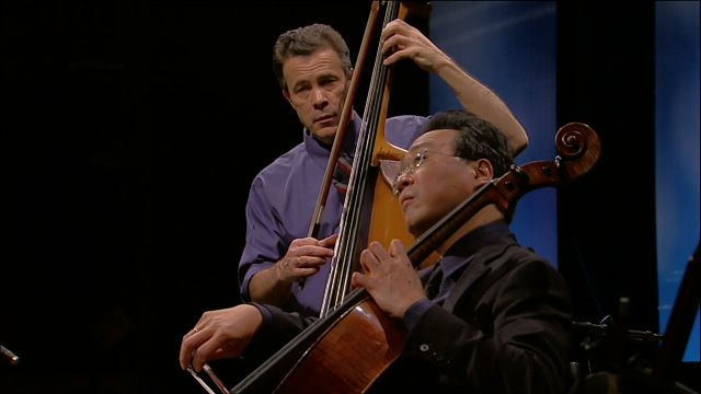 The Goat Rodeo Sessions Live: Bach, Gamba Sonata