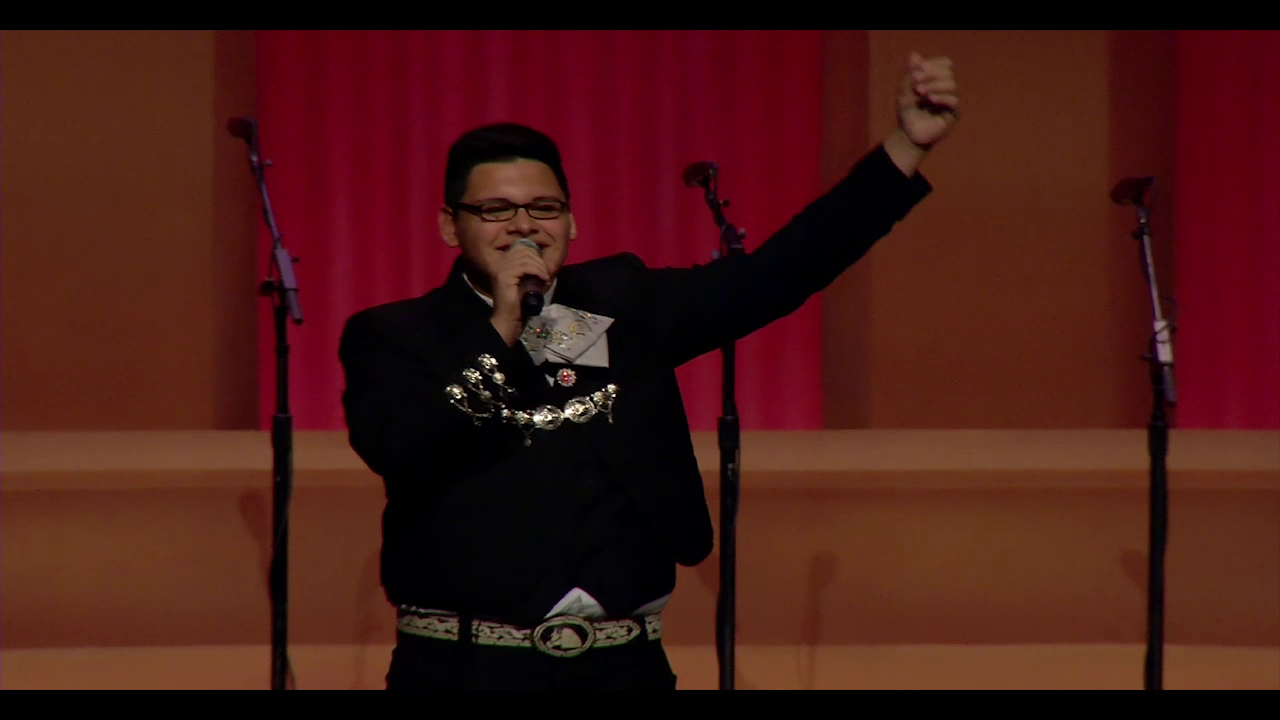 Mariachi High | Charlie Martinez: A Mariachi Freshman