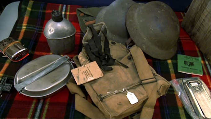 World War Militaria: Ancient Demand and Modern Supply