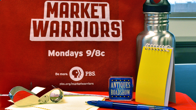 Enter the MARKET WARRIORS Sweepstakes!