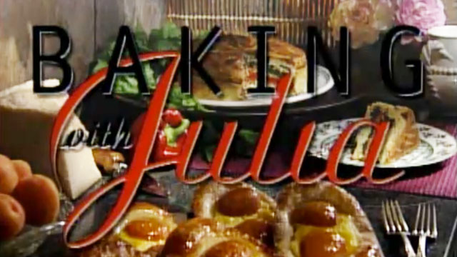 Get Recipes from Baking with Julia