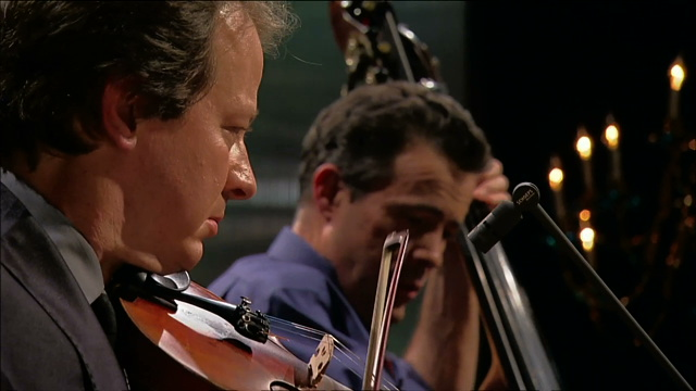 The Goat Rodeo Sessions Live: Fiddle Medley