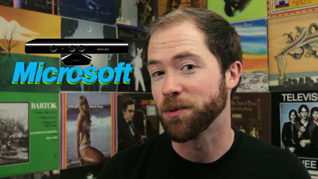 Idea Channel: Has the Microsoft Kinect revolutionized art?