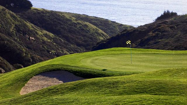 Tee Time: Third Round-Golf in Northern California