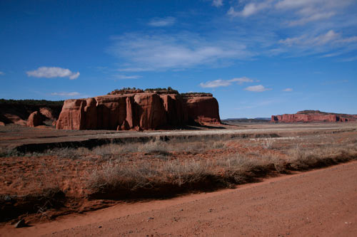 The Navajo Nation Reservation
