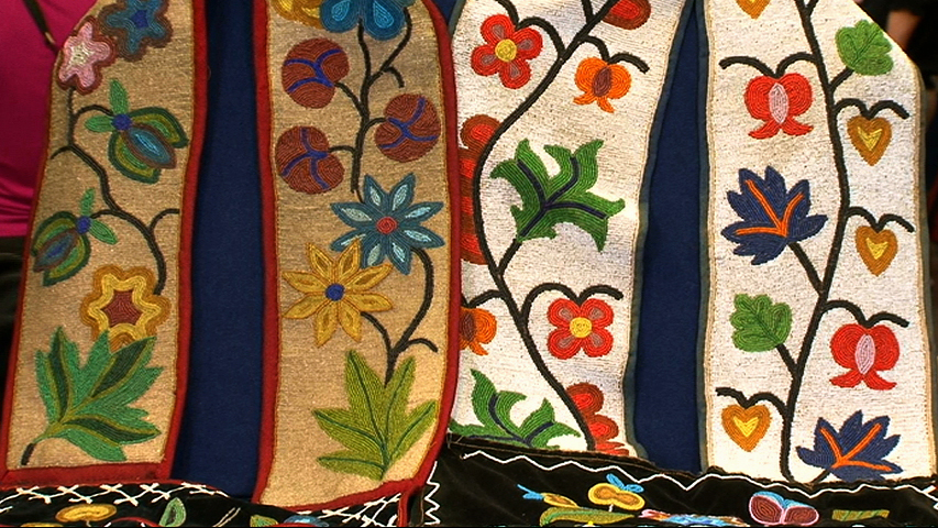 Web Appraisal: Anishinabe (Ojibwe) Bandolier Bags, ca. 1900
