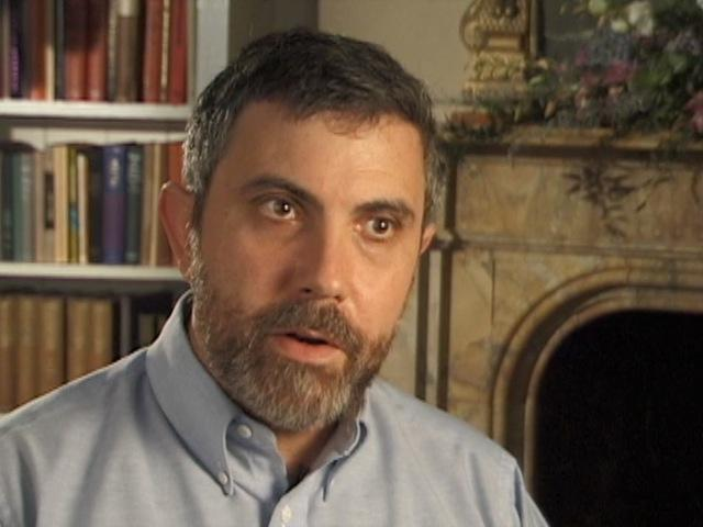 Paul Krugman Interview