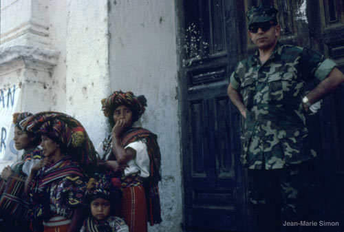 Memories from Guatemala's Civil War