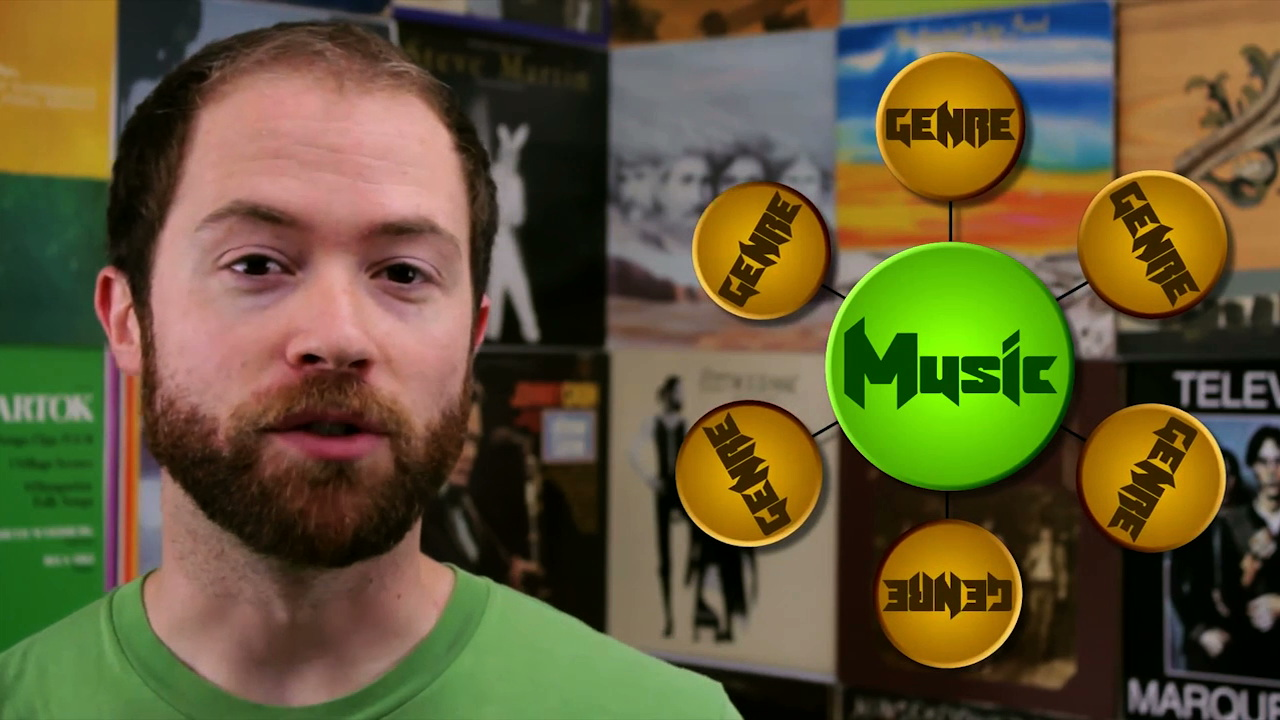 Idea Channel: Are Mashups the End of Music Genres?