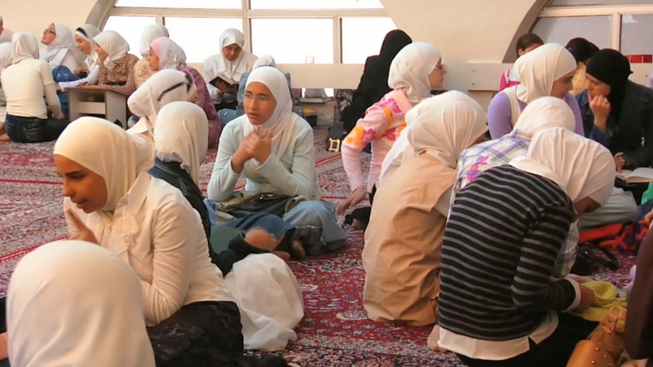 Light in Her Eyes: The Biggest Challenge for Muslim Women