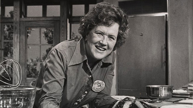 Cooking Pioneer and PBS Icon Julia Child